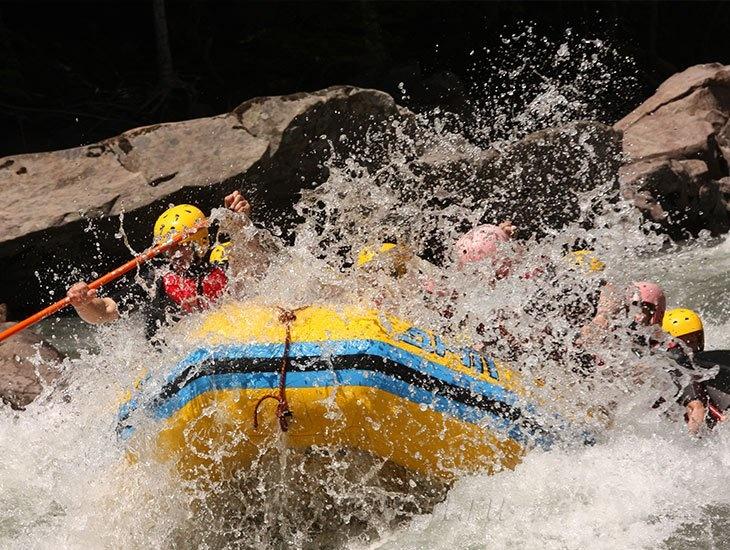 Рафтинг река Белая 28