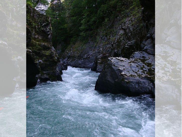 маршрут Серёгин каньон 27