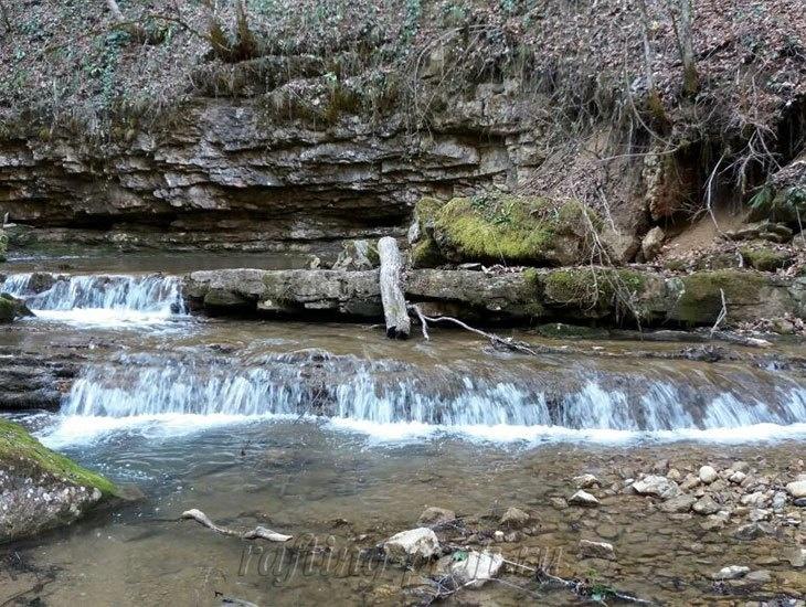 Ущелье водопадов. Экскурсия на выходные 3
