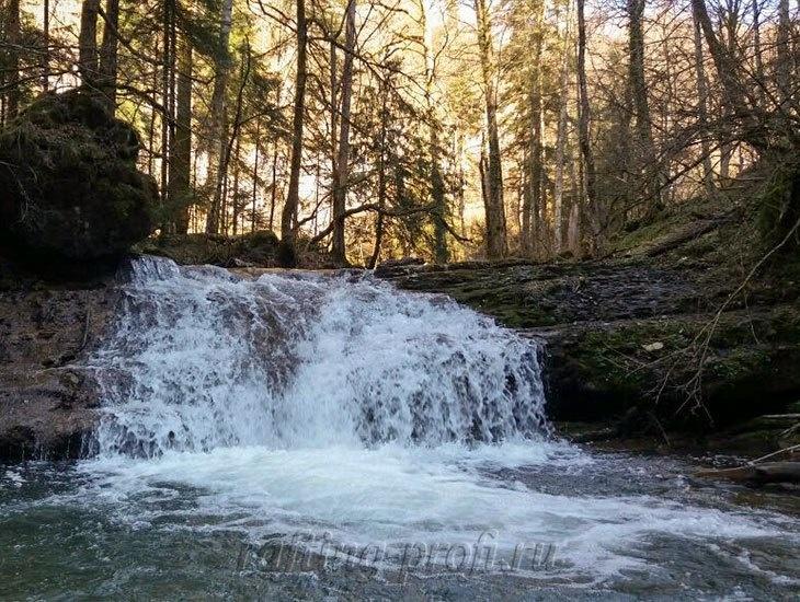 Ущелье водопадов. Экскурсия на выходные 6