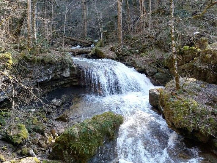 Ущелье водопадов. Экскурсия на выходные 7