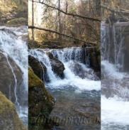 Ущелье Водопадов. Экскурсия На Выходные 2