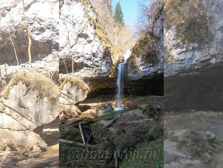 Ущелье водопадов. Экскурсия на выходные 13
