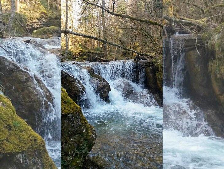 Ущелье водопадов. Экскурсия на выходные 8